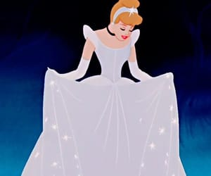 cinderella, disney, and disney princess image