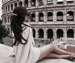 city, fashion, and rome image