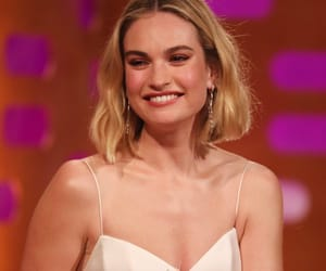lily james and pretty image