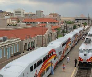 albuquerque, rail, and mexico image