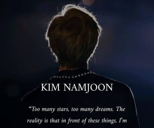 rm, bts, and namjoon image