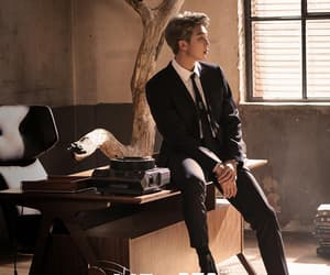 jin, park jimin, and jeon jungkook image