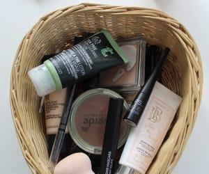 cosmetics, eyebrows, and eyeshadow image