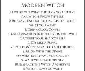 quotes, witch, and wicca image