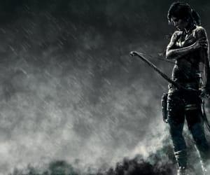 character, game, and lara croft image