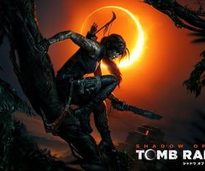 eclipse, lara croft, and char image