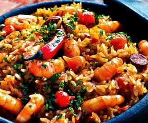 paella party, paella caterers, and paella catering image