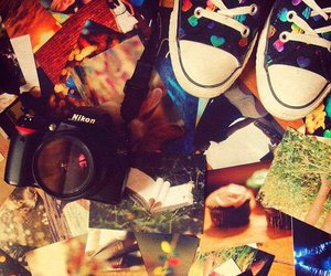camera, photography, and converse image
