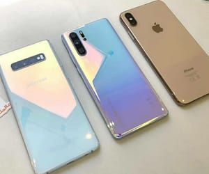 iphone, phone, and samsung image