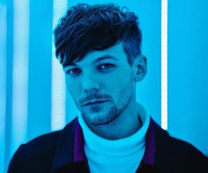 louis tomlinson, one direction, and miss you image