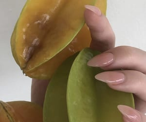 delicious, girl, and yummy image