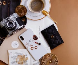accessories, aesthetics, and brown image