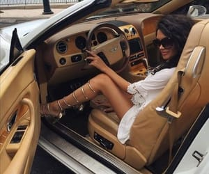 luxury, car, and white image