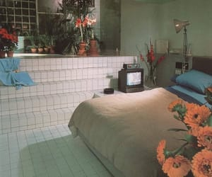 aesthetic, retro, and room image