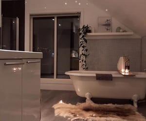 bathroom, house, and decor image
