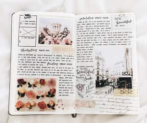 art, journal, and notebooks image
