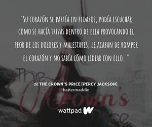 percy jackson, pjo, and wattpad español image