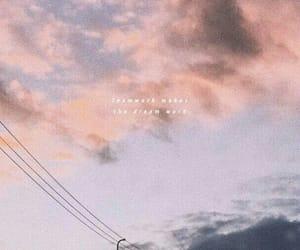aesthetic, Dream, and Lyrics image