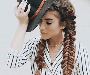 hair, moda, and tumblr image