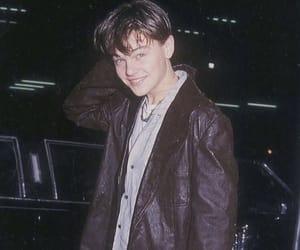 Leonardo, 90s, and handsome image