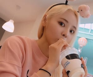 asian, loona lq, and girls image