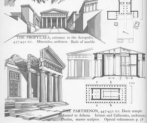 architecture, the parthenon, and arts image
