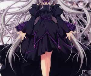 anime, 11eyes, and lisette vertorre image