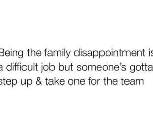 disappointment, family, and funny image