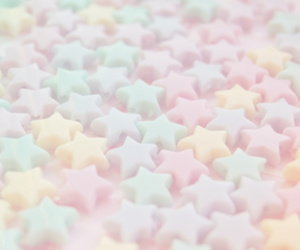 Stars Pastel And Cute Image