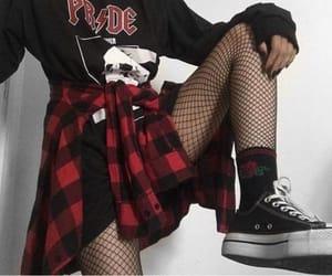 style, black, and grunge image