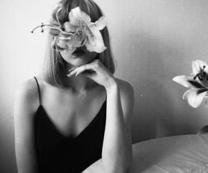 artistic, black and white, and capture image