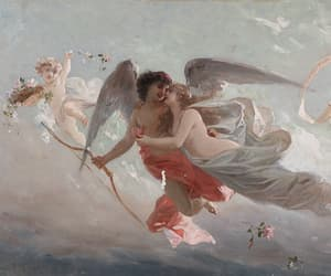 angel, art, and aesthetic image