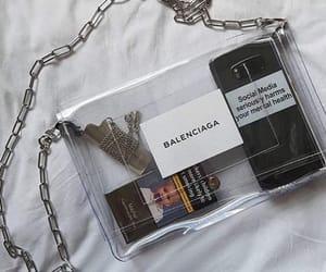 aesthetic, bag, and Balenciaga image