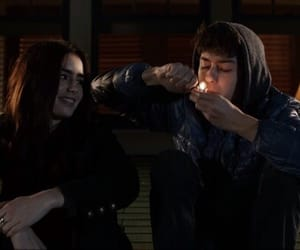 stuck in love, couple, and movie image