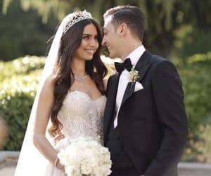 wedding, bride, and happy image