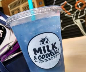 blue, cool, and delicious image