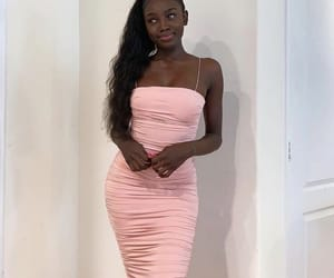 beauty, black girl, and clothes image