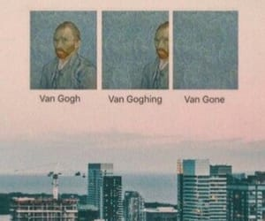 wallpaper, van gogh, and art image