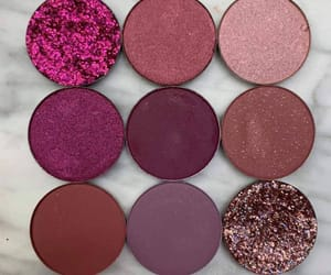beauty, pink, and glitter image