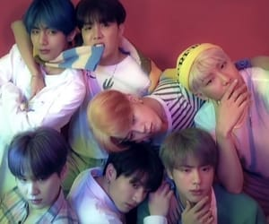 bts, jin, and persona image