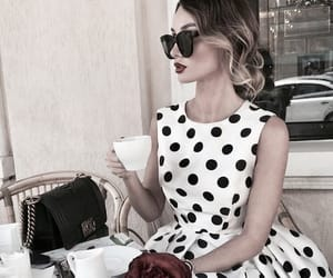 coffee, style, and chic image