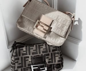 bags, fashion, and purse image