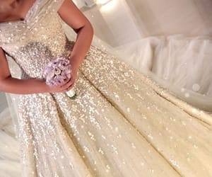 bride, Couture, and gorgeous image