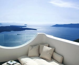 summer, blue, and Greece image