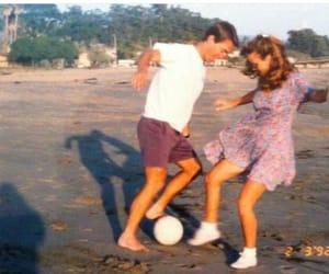 ball, summer, and beach image