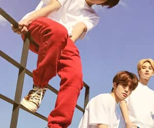 johnny, mark, and jaehyun image