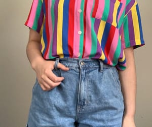 aesthetic, color, and outfit image