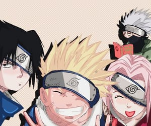 kakashi hatake, 7, and best friends image