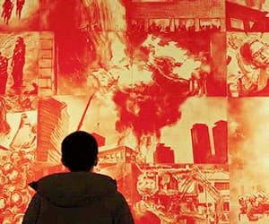 burning, gif, and jong-seo jun image