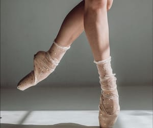 ballet, pointe, and esthetic image